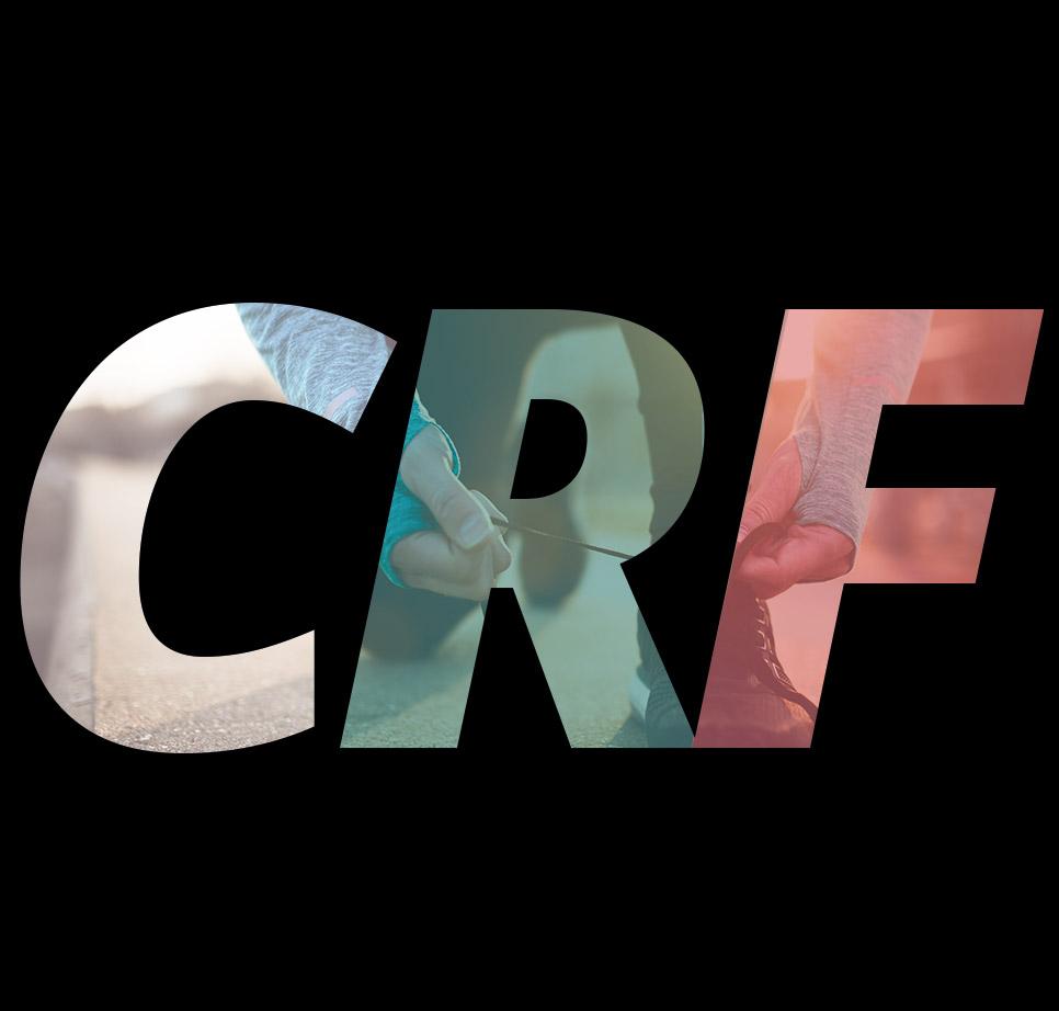 CRF Logo farbig